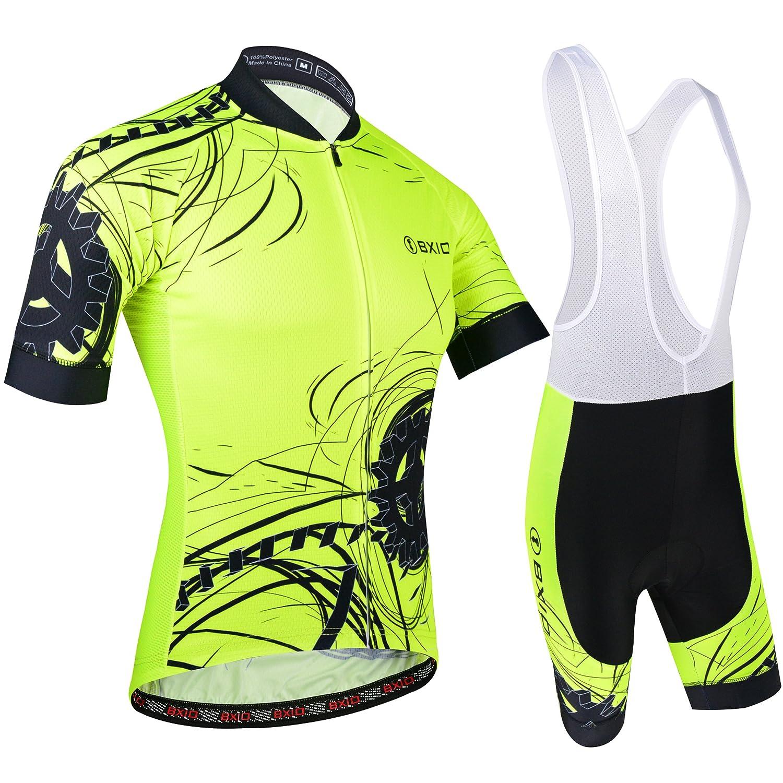 BXIO Men Cycling Jersey 6b3c23304