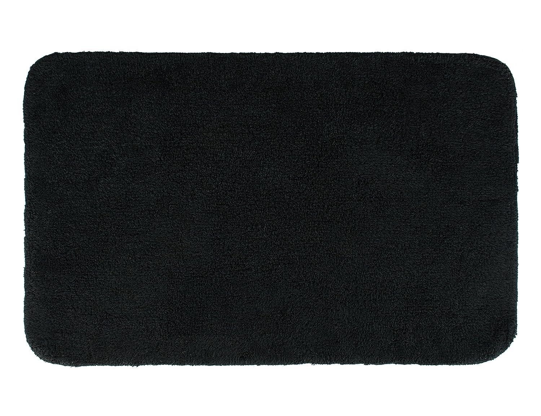 Sherry Kline Harbor Black 20 x 31 Bath Rug