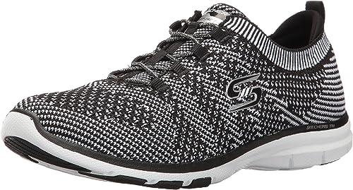Details zu NEU SKECHERS Damen Sneakers Turnschuhe Memory Foam Knit GALAXIES Pink