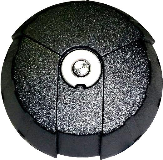 Fissler Fissler premium olla mango pieza de repuesto accesorios negro para Ø 22 cm
