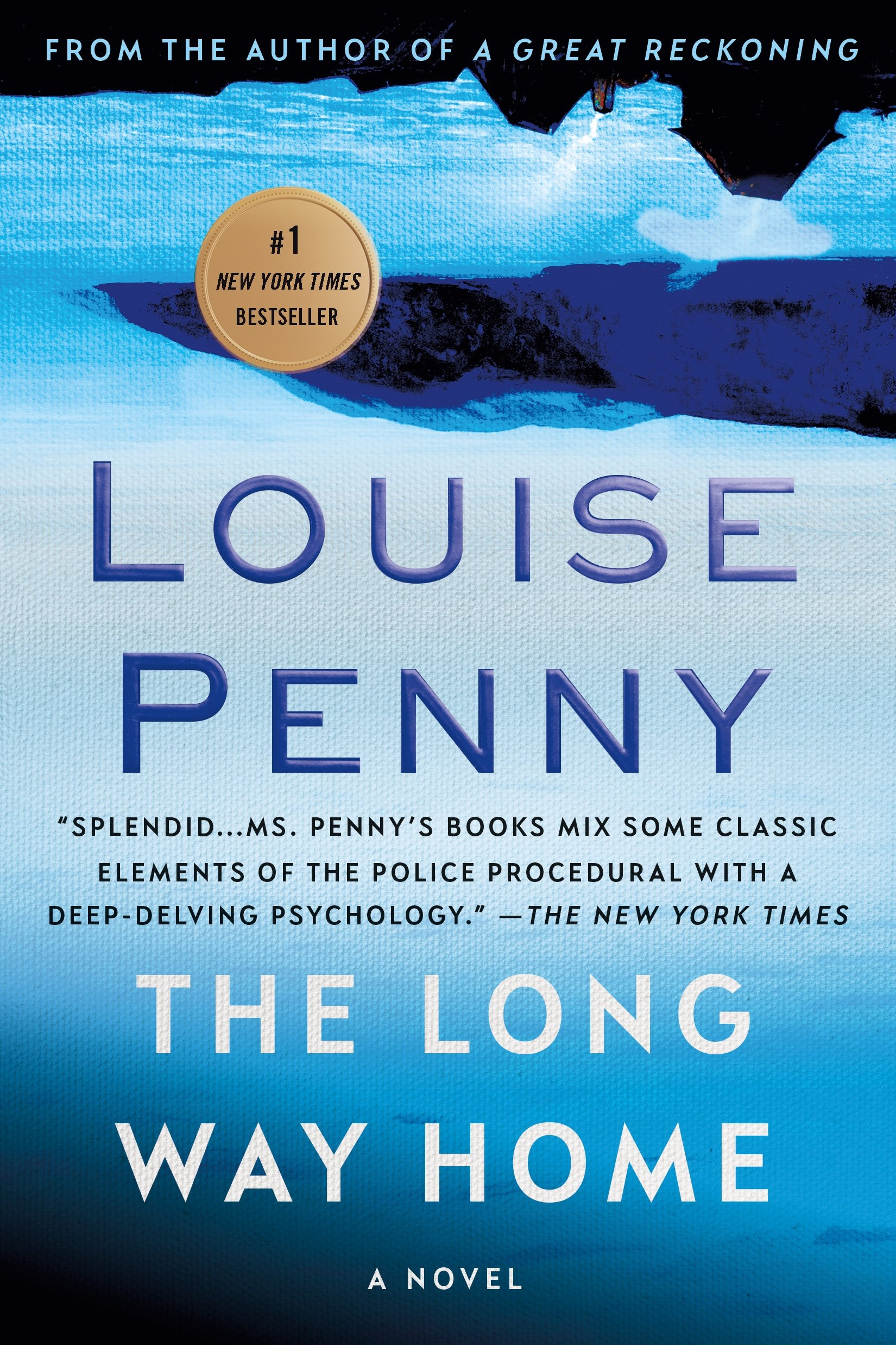 Louise Penny books
