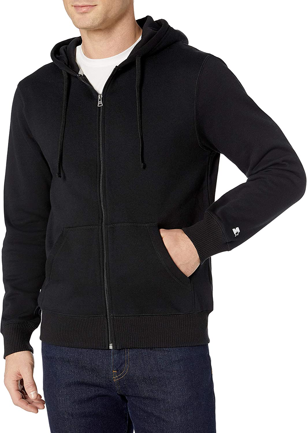 Starter Men's Zip-Up Hoodie, Amazon Exclusive