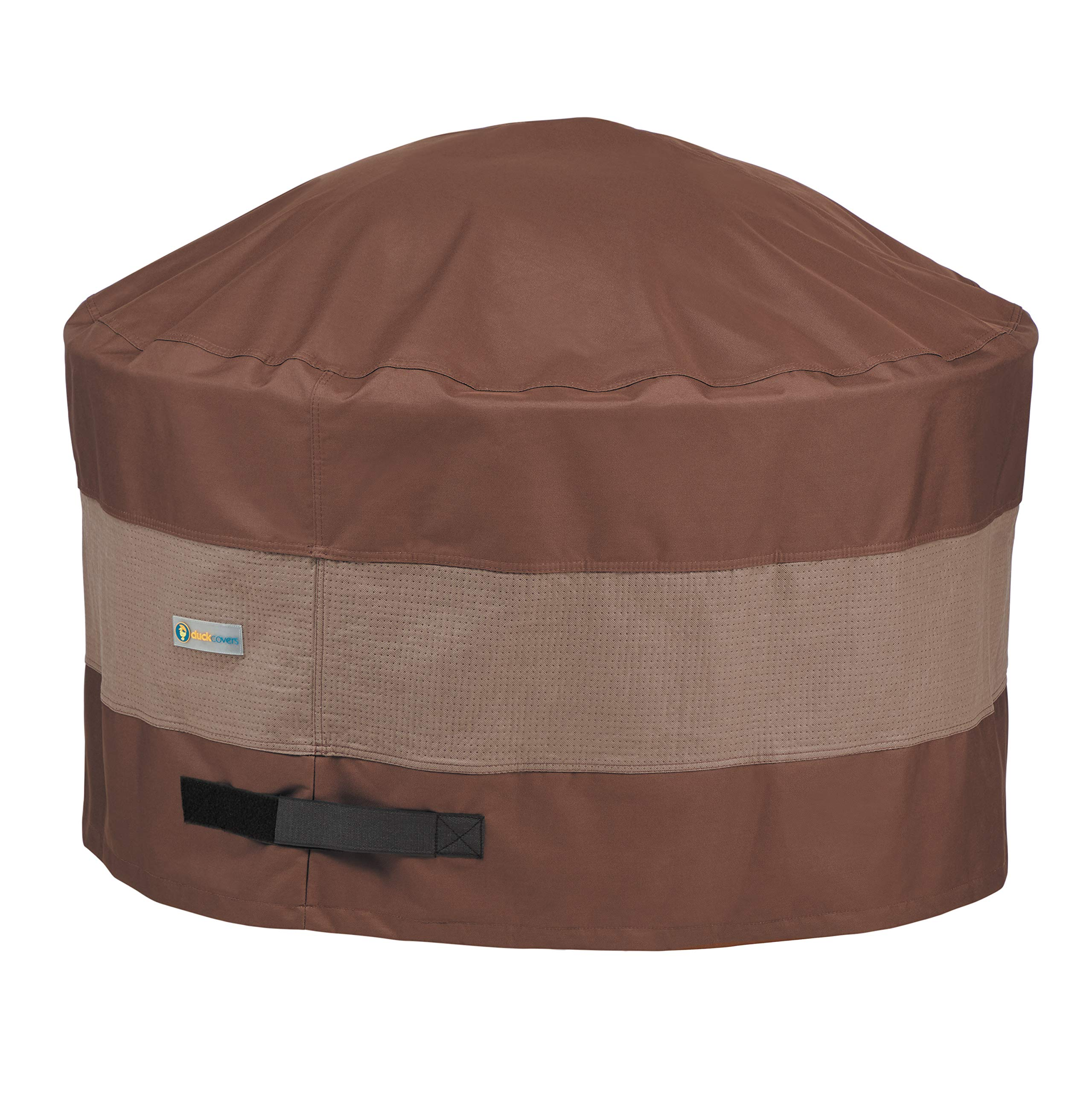 Duck Covers Ultimate Round Fire Pit up to 52'' Diameter by Duck Covers