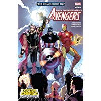 Free Comic Book Day 2018: Avengers/Captain America #1
