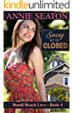 Sorry We're Closed (Bondi Beach Love Book 4)