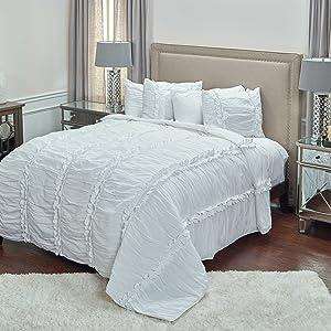 Rizzy Home BQ4250 Standard Sham, 20