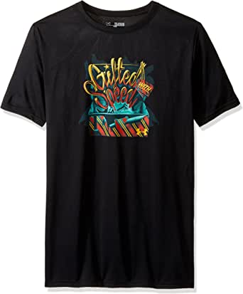 Under Armour Boys Gifted Speed T-Shirt