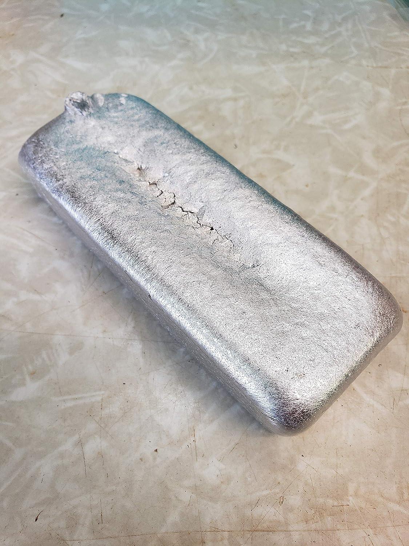 Amazon.com: Lingote de aluminio. 1 libra 3000 Series ...