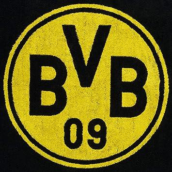 Borussia Dortmund Logo Handtuch Duschtuch Badetuch