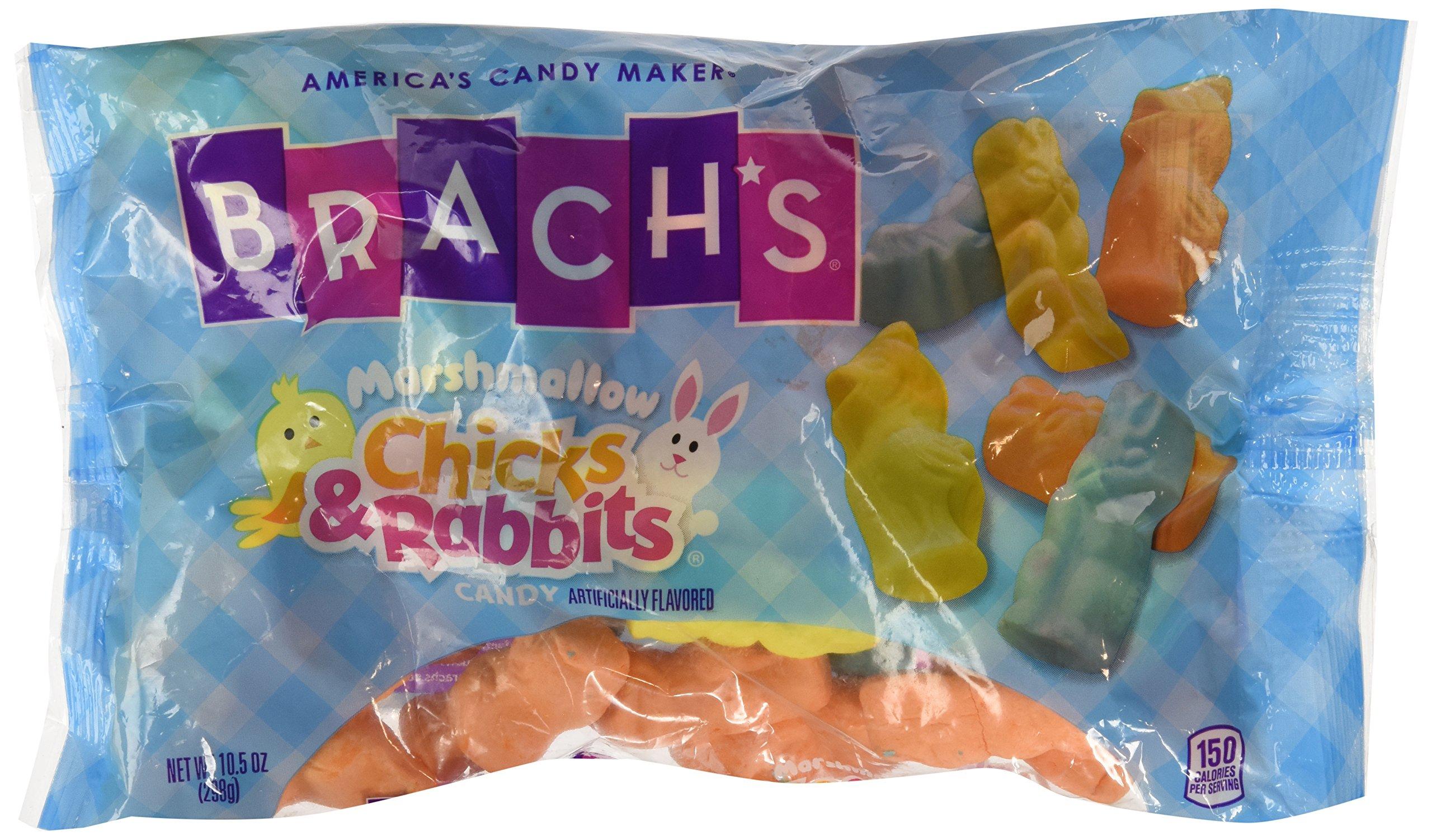 Brach's Chicks & Rabbits Marshmallows 10.5oz.