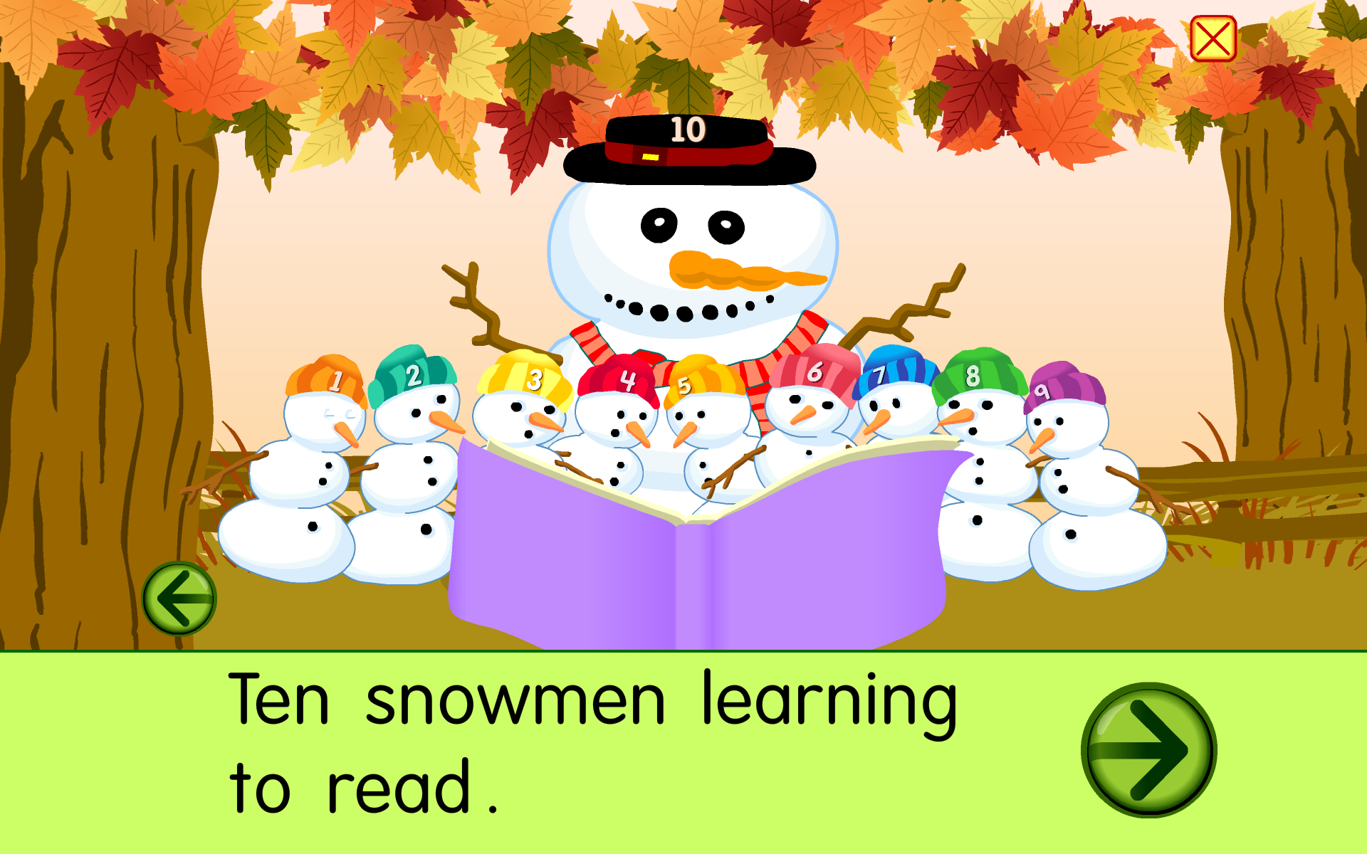 Amazon.com: Starfall Snowman: Appstore for Android