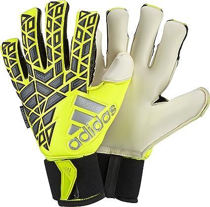 Detallado Ejército en casa  adidas Performance Mens Ace Half Negative Goalkeeper Gloves - 11, Tops &  Tees - Amazon Canada