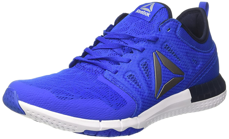 TALLA 43 EU. Reebok Zprint 3D, Zapatillas de Running para Hombre
