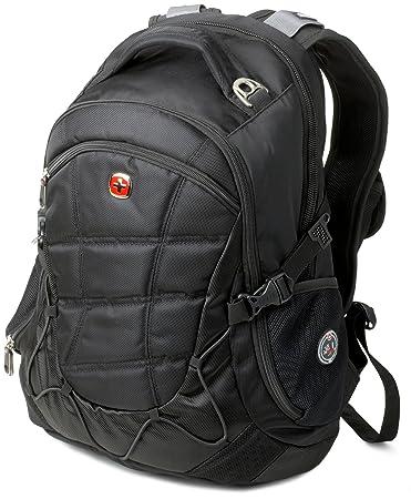 Swiss Gear 15.6 Inch Black Laptop Backpack - Buy Swiss Gear 15.6 ...