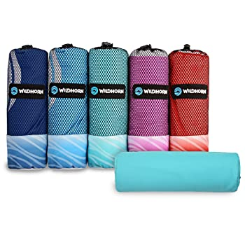 Akumal Microfiber Beach Swim Towel