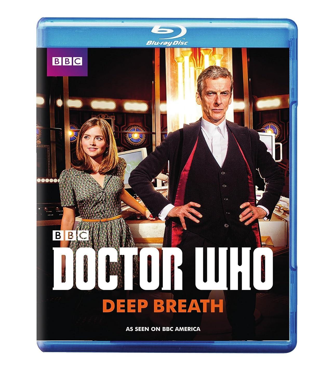 Doctor_Who:_Deep_Breath_(TV) [Italia] [Blu-ray]: Amazon.es: Nglish, E.: Cine y Series TV