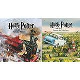 Harry Potter illustrierte Schmuckausgaben