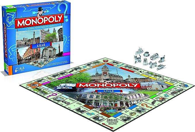 Winning Moves - Juego de Miniatura (68) (versión en francés): Amazon.es: Juguetes y juegos