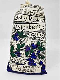 product image for Gullah Gourmet - Belly Rubbin' Blueberry Cobbla Mix - 10 OZ Bag