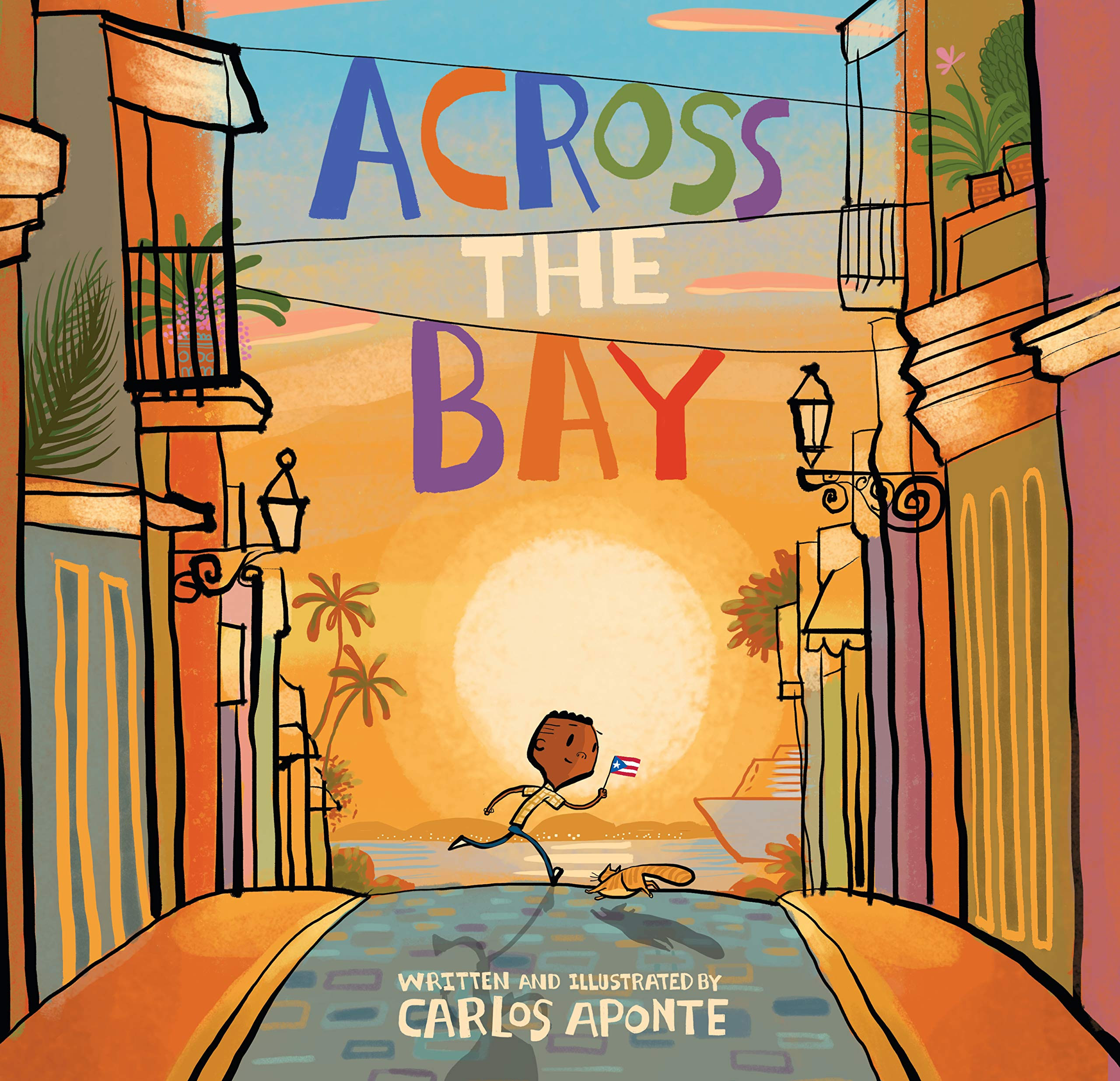 Across the Bay [Idioma Inglés]