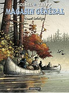 Magasin general - t02 - serge (Magasin Général (2)): Amazon.es: Loisel, Régis, Tripp, Jean-Louis, Beaulieu, Jimmy: Libros en idiomas extranjeros