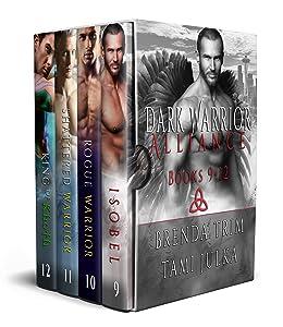 Dark Warrior Alliance Boxset Books 9-12 (Dark Warrior Allaince)