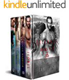Dark Warrior Alliance Boxset Books 9-12 (Dark Warrior Allaince)