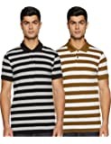 Amazon Brand - Symbol Men's Solid Regular fit Polo