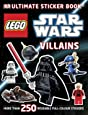LEGO® Star Wars Villains Ultimate Sticker Book (Ultimate Stickers)