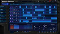 BreakTweaker: Virtual Instrument Plug-in, iZotope, Inc. [Online Code]