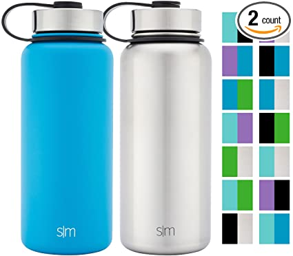 amazon com simple modern 32oz summit water bottle 2 pack two