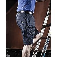 Dickies WD802 Pantalones cortos Redhawk Pro unisex, azul