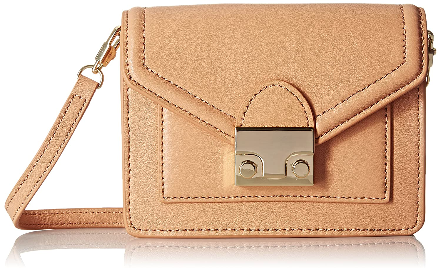 Loeffler Randall レディース  Natural/Golden B013UB8GPG