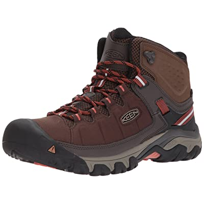 KEEN Utility Men's Targhee Exp Mid Wp Hiking Boot   Hiking Boots