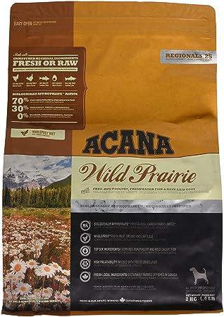 ACANA Wild Prairie Comida para Perro 2 KG 1 Saco