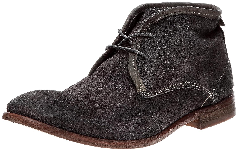 Hudson London CRUISE Herren Chukka Boots Grau (Grey)