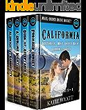 California  Mail Order Bride Box Set Books 5 - 8: Historical Mail Order Bride Romance Series (California Historical Mail Order Bride Romance Series Book 10)