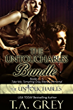 The Untouchables Bundle (Book 1 - 3) (dark paranormal romance): Take Me, Tempting Gray, and Merely Immortal