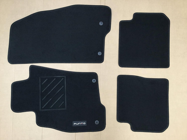 Tappeti moquette anteriori+posteriori originali Fiat