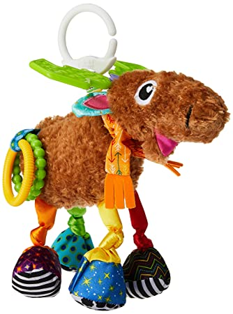 Lamaze Mortimer The Moose - The Best Car Seat Toy