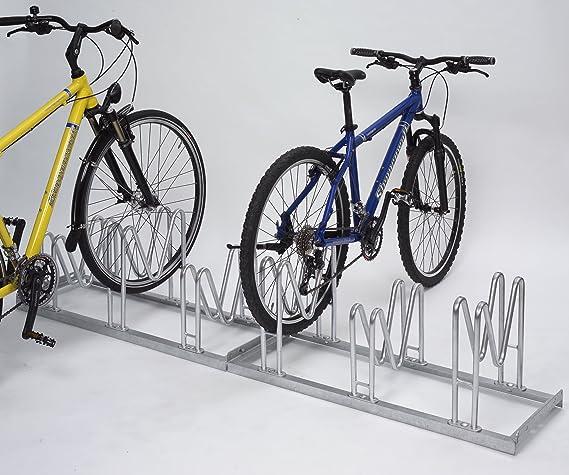 Soporte para bicicletas - no Parker modelo 8054 con 4 puestos de ...
