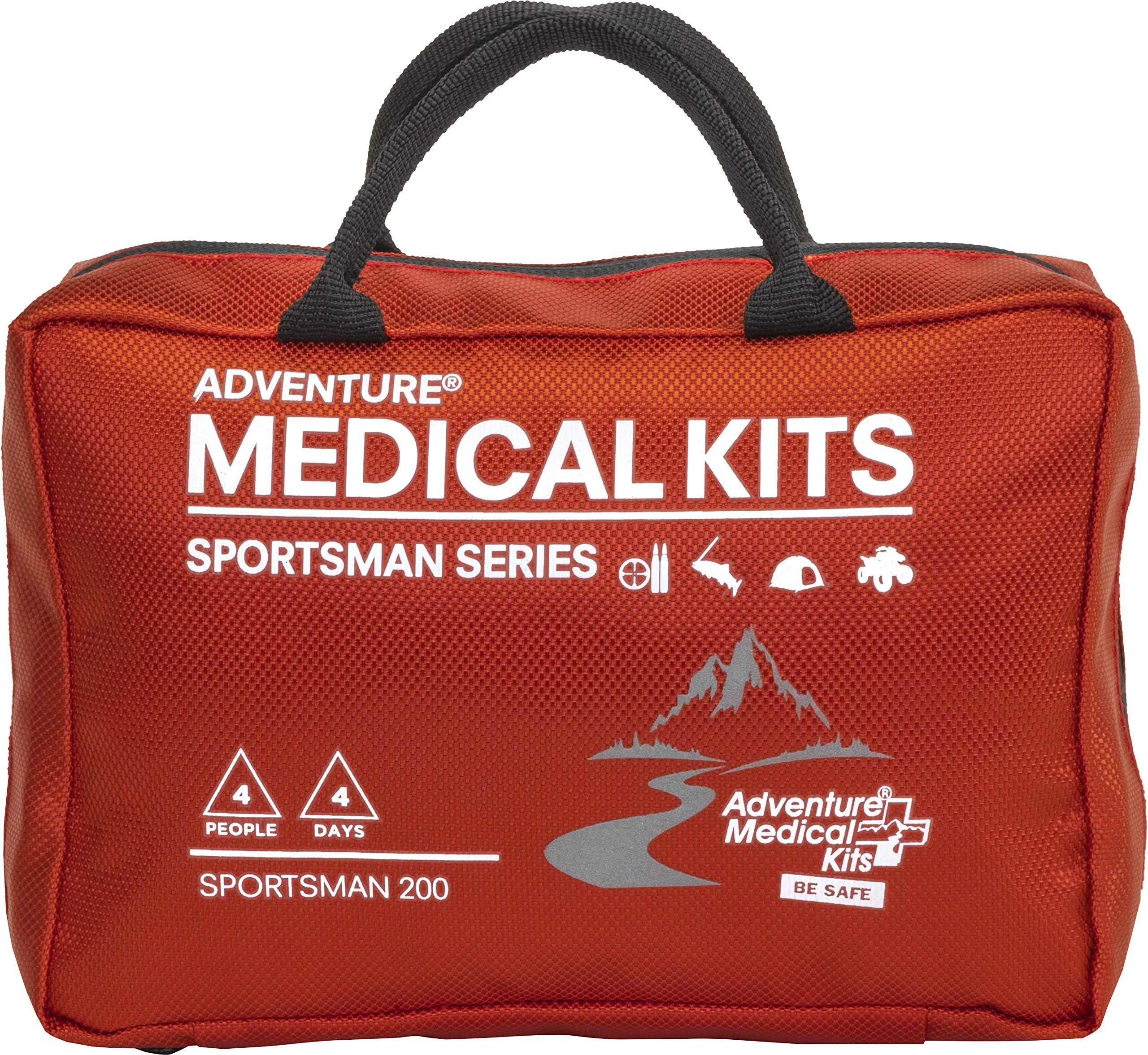 Adventure Medical Kits Sportsman Series 200 Outdoor First Aid Kit by Adventure Medical Kits