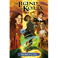 The Legend of Korra: Turf Wars Part Three book cover