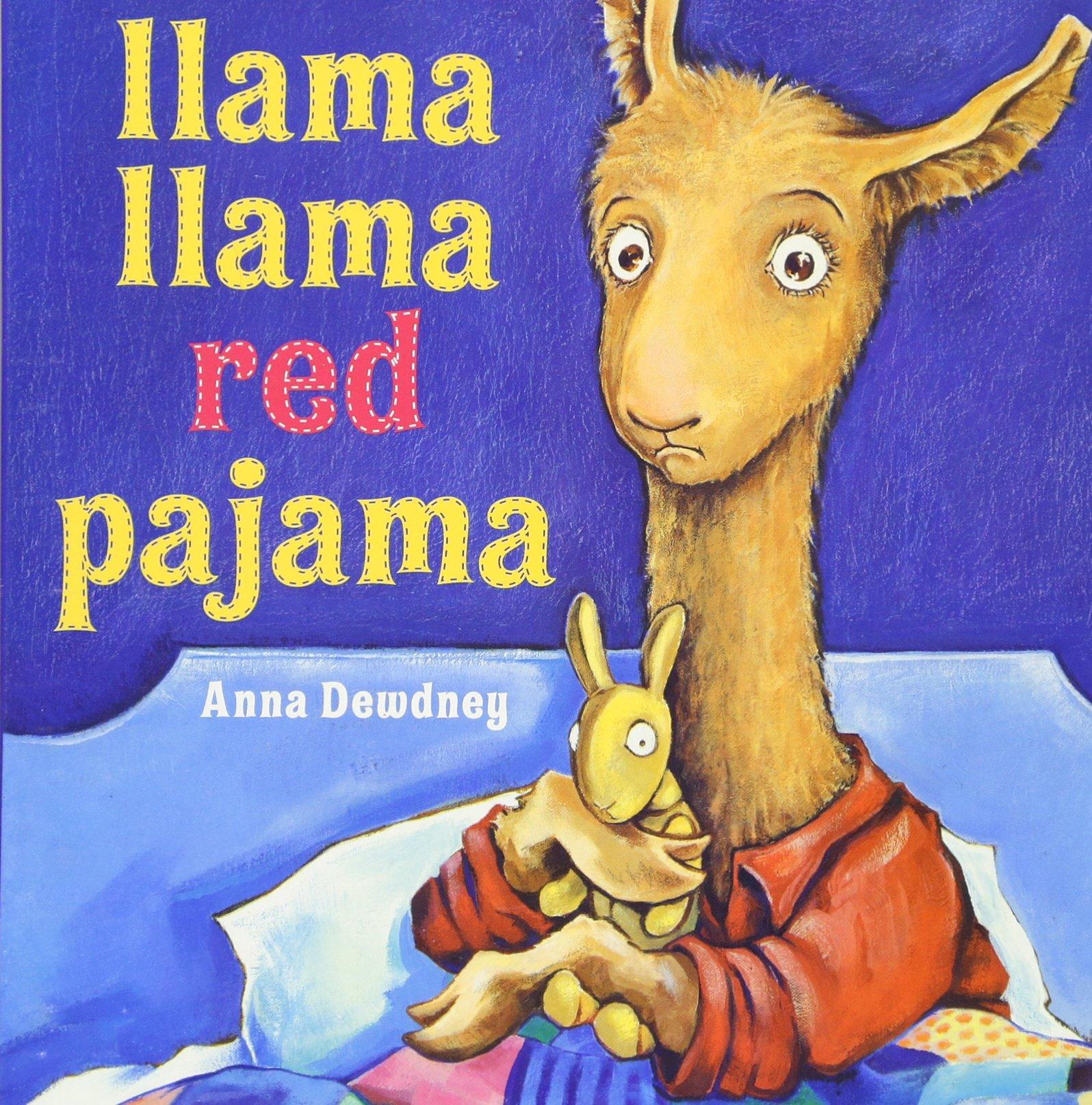 llama llama red pajama anna dewdney 9780451474575 amazon com books