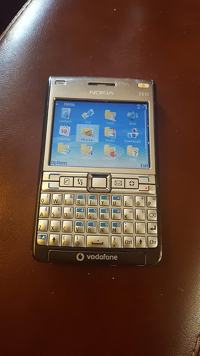 Nokia E61 (UK, QWERTY)