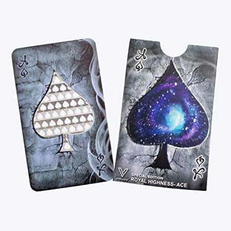 V Syndicate Grinder Card Royal Higness Ace - Rallador de ...