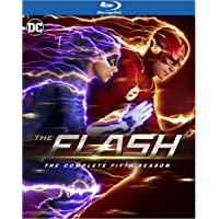 The Flash: The Complete Fifth Season (BD) [Blu-ray]