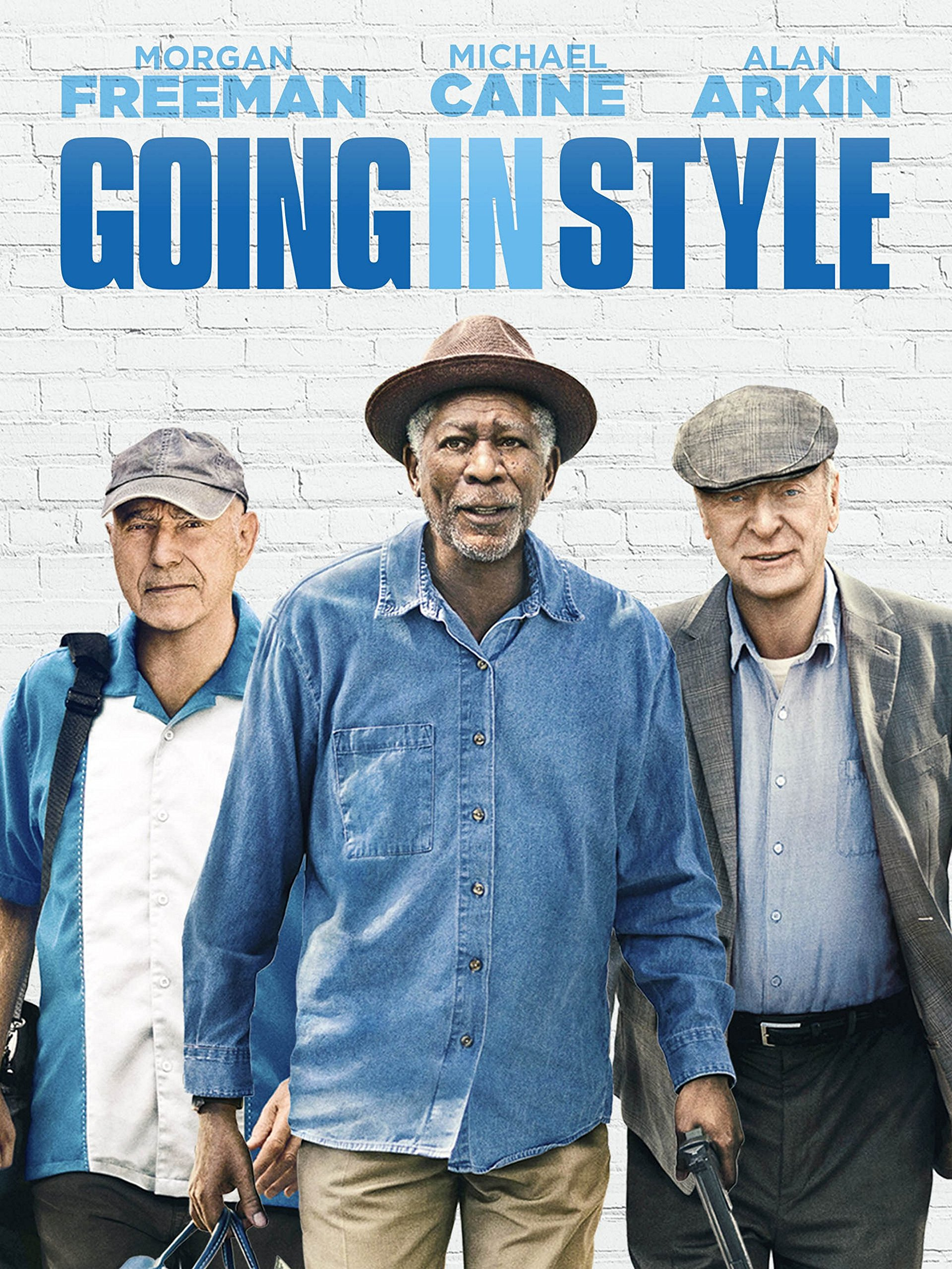 Image result for going in style dvd