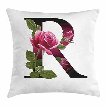 Amazon.com: Letra R, para el hogar o la oficina, en forma de ...