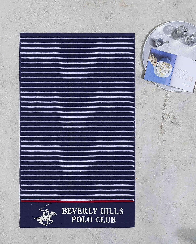 Beverly Hills Polo Club Bhpc, Algodón, 90.00x160.00x1.00 cm: Amazon.es: Hogar
